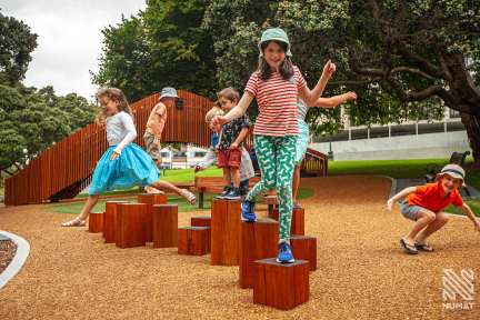 "Parliamentary Playground, Wellington <br/> <span class=""gallerysubheadingcompleted""> Completed November 2019</span>"
